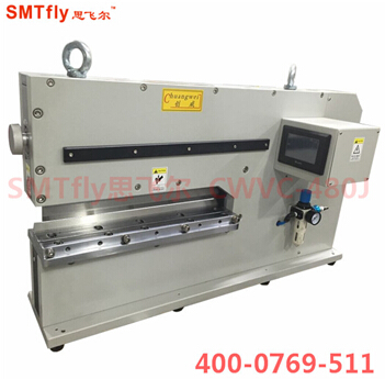 PCB Cutting Machine with V Grooving Line,SMTfly-480J