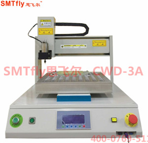 Desktop PCB Depaneling,PCB Cutting Machine,SMTfly-D3A