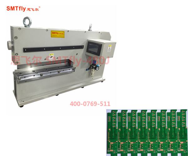 Depaneling of PCBs from SMTfly PCB A Separator,SMTfly-480J