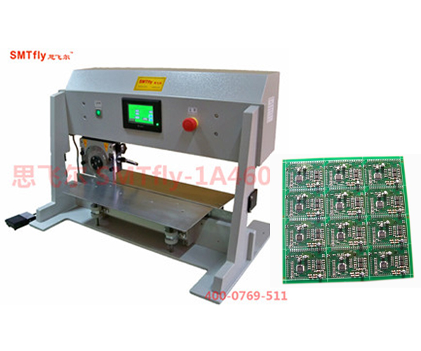 Semi-automatic PCB Depaneling for PCB Separation,SMTfly-1A