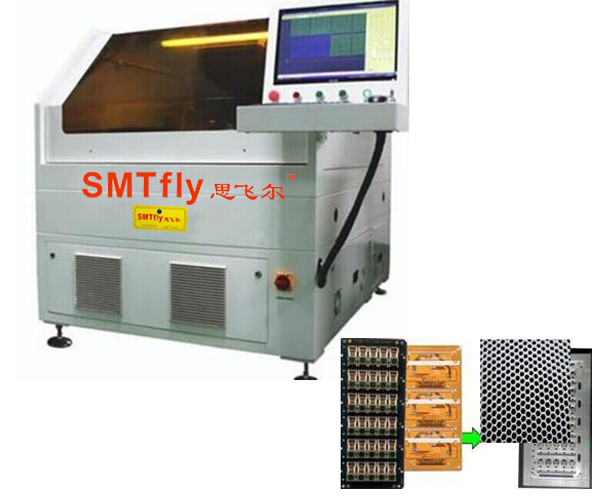 Laser Cutting PCB Depaneling Machine,SMTfly-5S