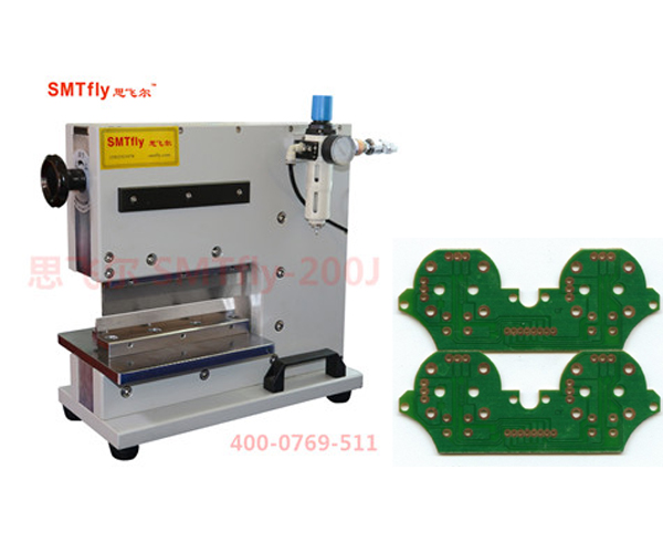 PCB V Cutter Machine,SMTfly-200J