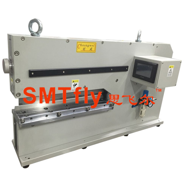 Guillotine PCB Cutting,SMTfly-480J