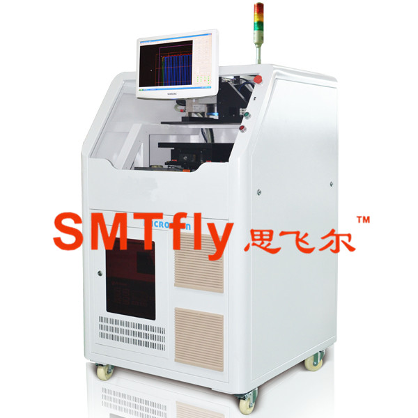 PCB Board Laser Cutting Machine with 10W Laser Imported from USA,SMTfly-6