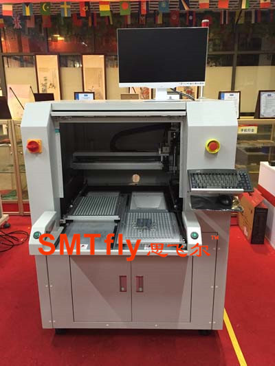 PCB Router Cutting Machine,SMTfly-F02