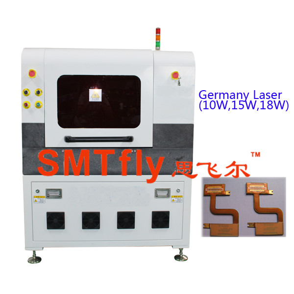 Laser PCB Cutter with 10W Germany Laser,SMTfly-6