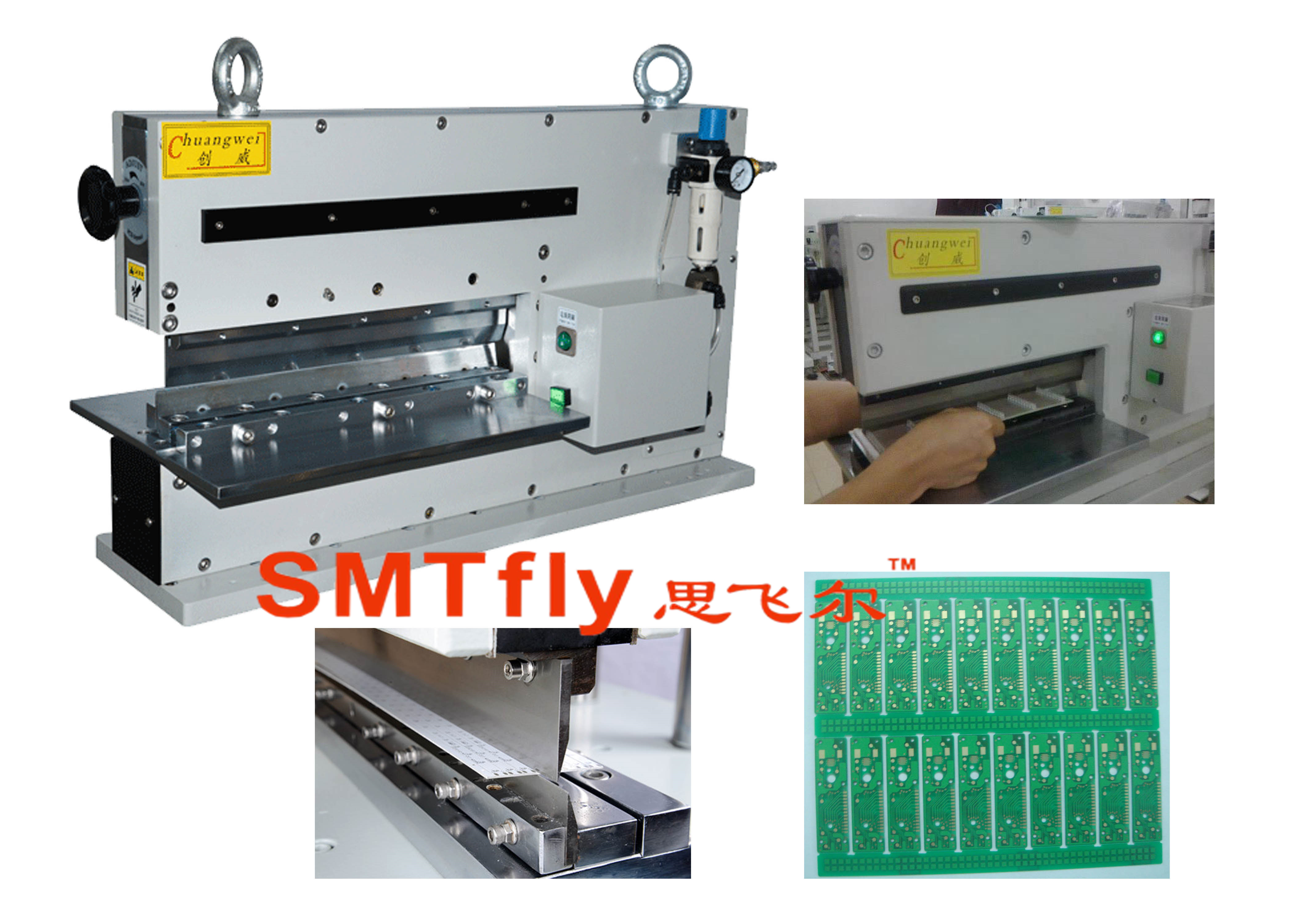 Multilayer PCB Cutting Tool,SMTfly-400J