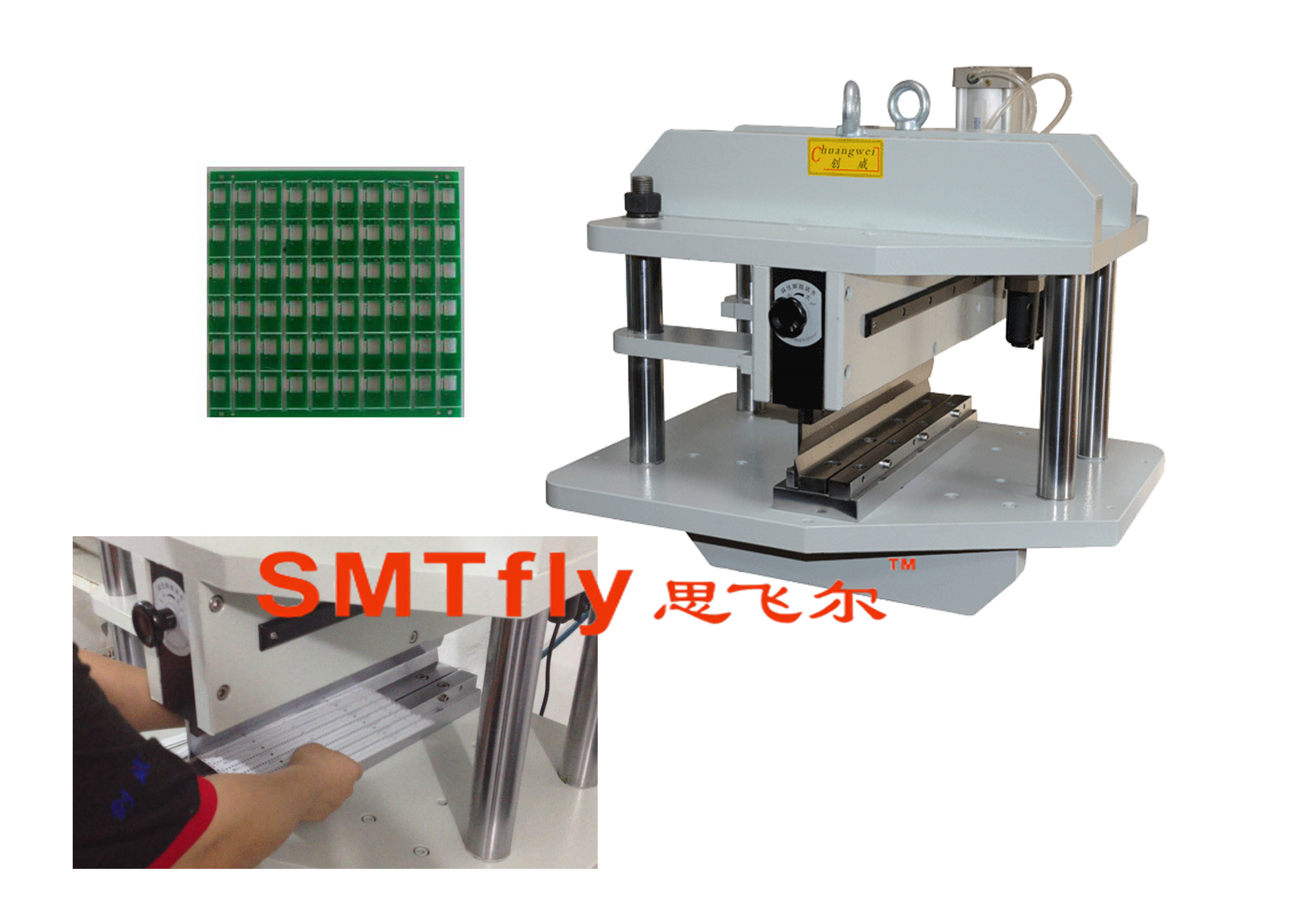 Automatic Power PCB Cutter,SMTfly-450C