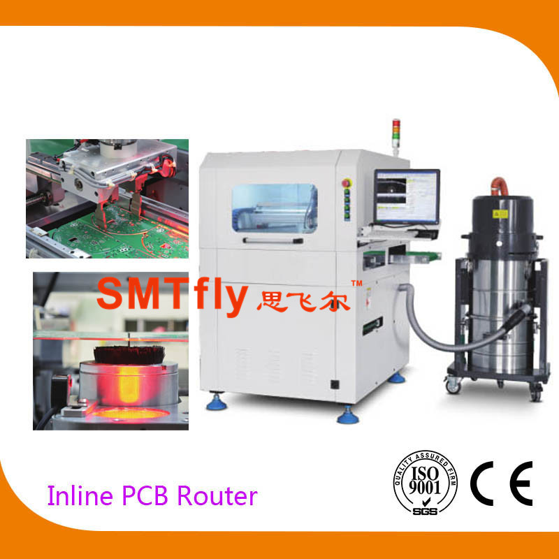 Inline PCB Router, SMTfly-F03