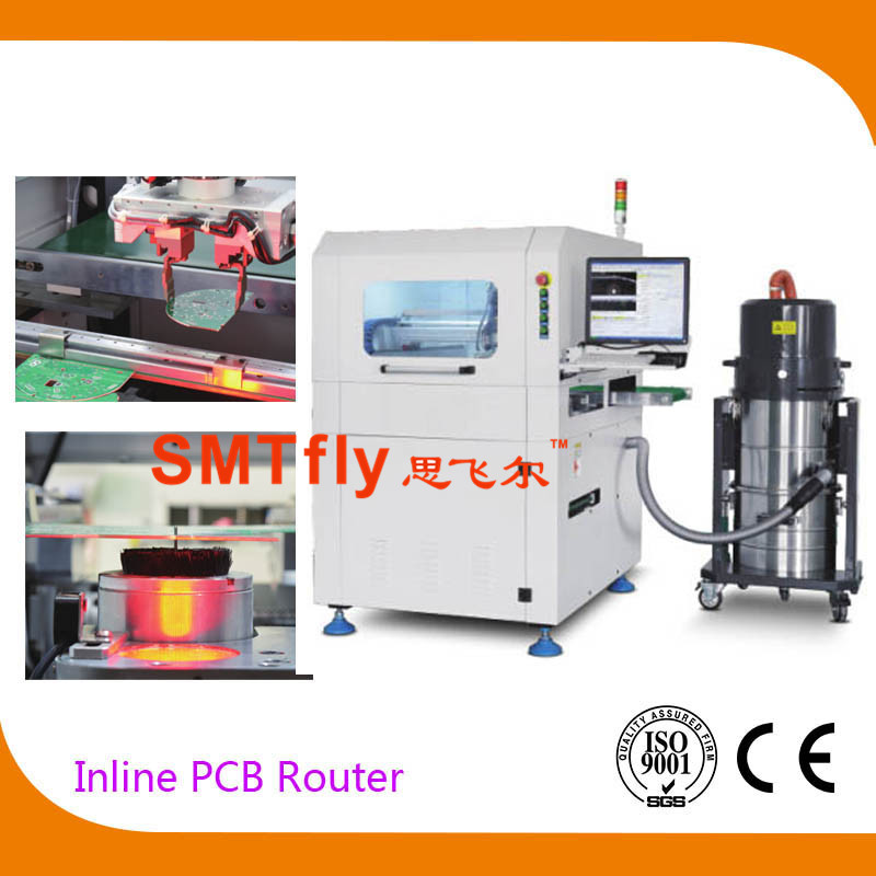 Inline PCB Router,PCB Separator,SMTfly-F03
