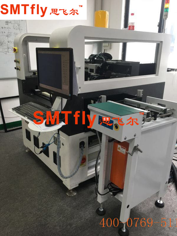 Laser PCBA Cutting Machine, SMTfly-5L